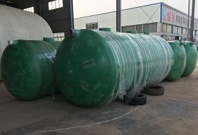 萍乡玻璃钢化粪池12立方