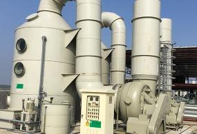 PP工业废气处理塔