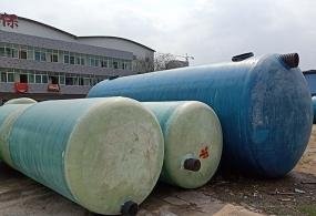 玻璃钢化粪池供应