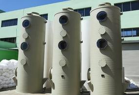 南昌PPH废气处理塔厂家
