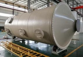 九江PPH废气吸收塔设备