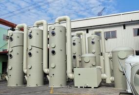 九江PPH废气塔生产厂家