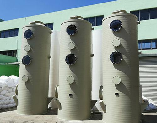 PPH废气处理塔